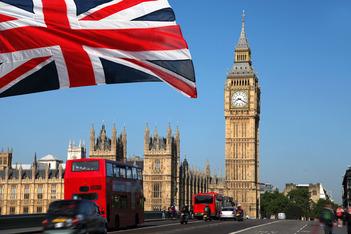 Big Ben в Лондоне